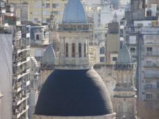 Desde el mirador del Monumento a la Bandera - Rosario
