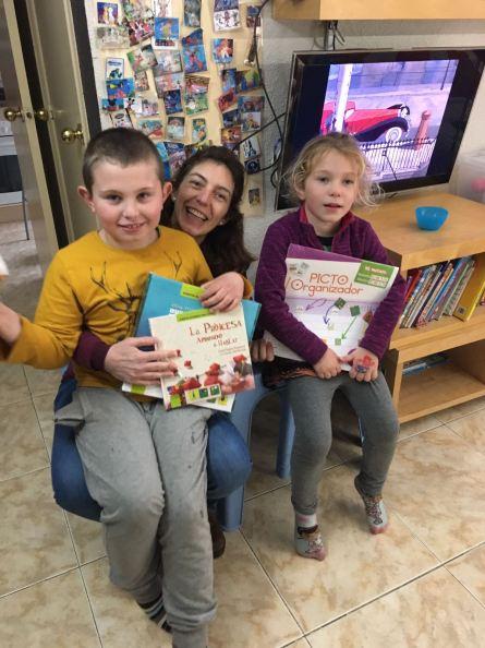 Vfg-libros editorial Geu y mis hijos autistas