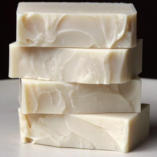 Cucumber and Yogurt Soap