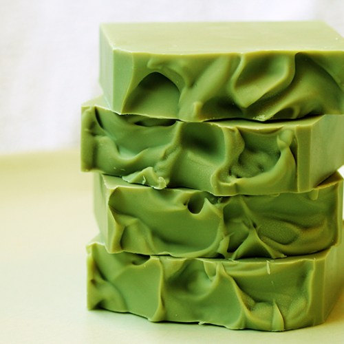 French Pear and Goat's Milk Soap