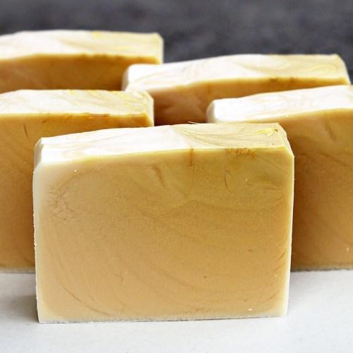 Lemon Myrtle Ombre Soap