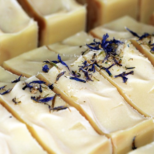 Orange Rosemary Soap