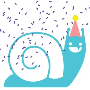 Happy Birthday, Sharptooth Snail!