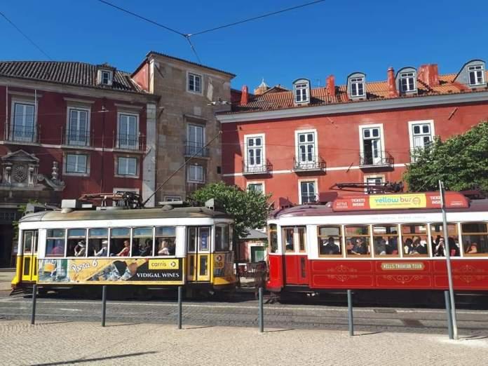 Lisbona cammino portoghese