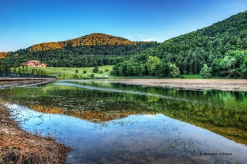 foto lago pescara antonio Schinco