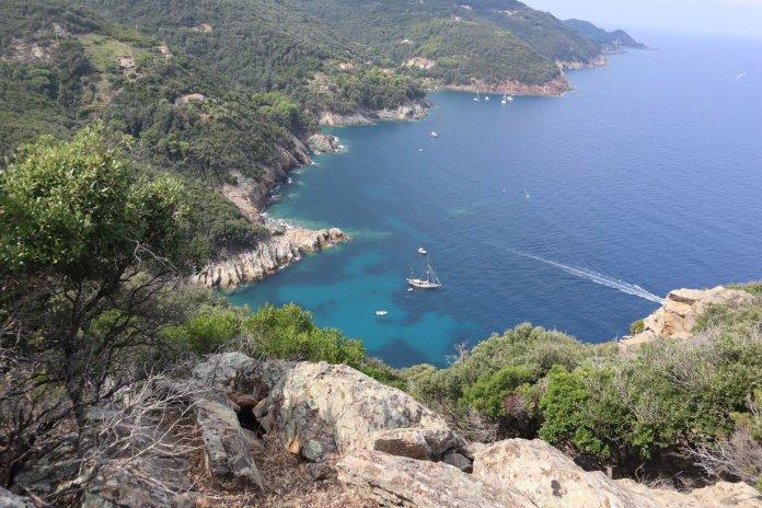 Spiagge isola d'Elba