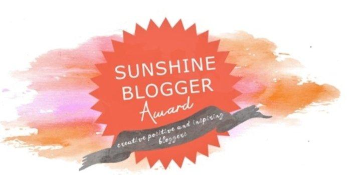 Sunshine Award Sogna Viaggia Ama