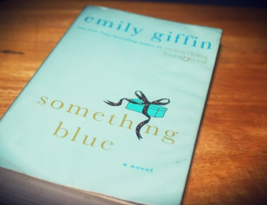 Something Blue Novel