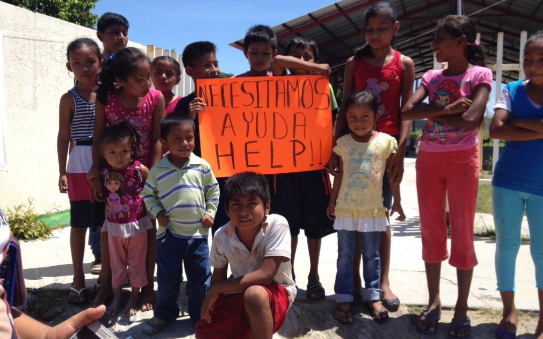 CENTRAL MEXICO EARTHQUAKES RELIEF EFFORTS