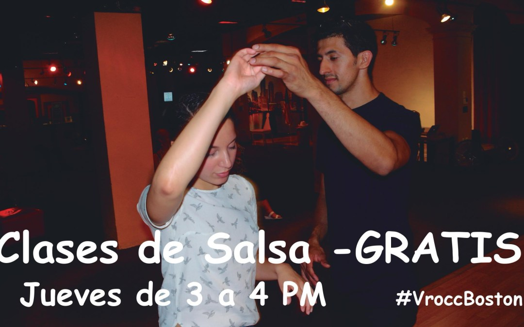 Class for Youth (Salsa, Bachata Merengue)
