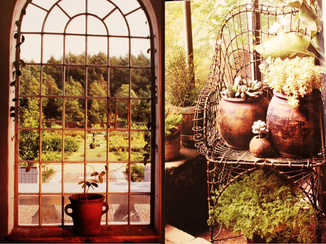 gardening in pots