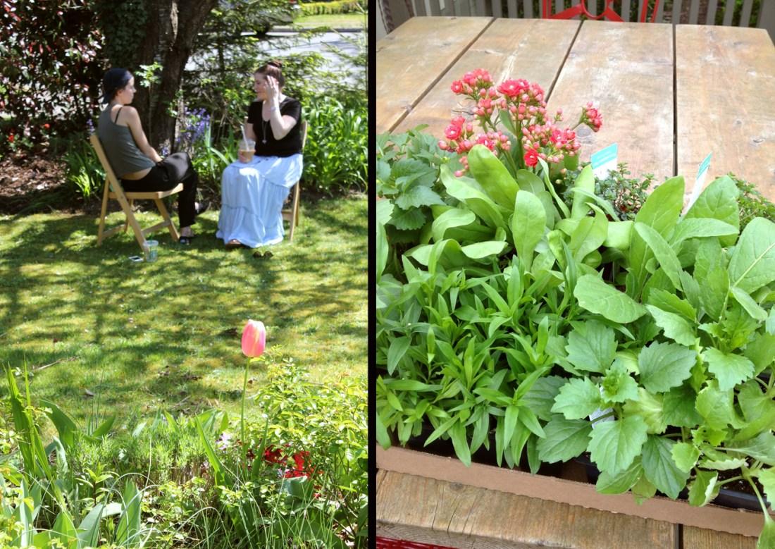 garden love