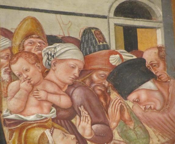 Spedale di Santa Maria della Scala, Siena-part
