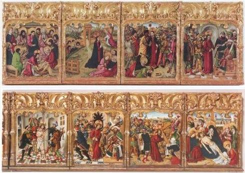 500x445-images-stories-museo-Colecciones-Pinturas-Coleccion_permanente-Gotico_Aragon_Castilla-PREDELAESCANASPASIONCRISTO-2101-2108