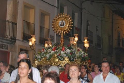 procesion de la Santa Cara de Dios (Sacedon)