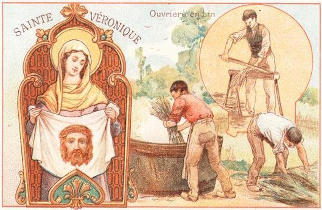 lavoratori lino