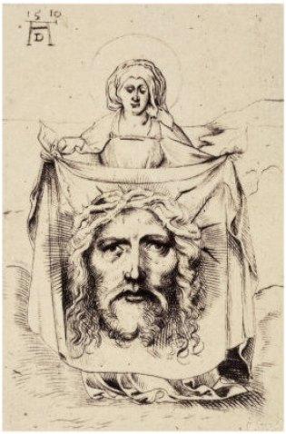 albrecht-durer-SaintVeronica