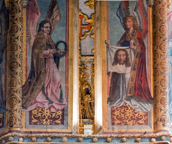 Tomar-Convento_de_Cristo-Charola