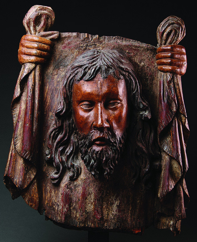 south-german-carved-walnut-panel-depicting-the-image-of-christ