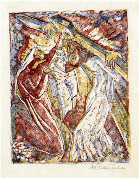Veronika poda Jezusu potni prt