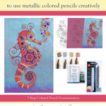 the-best-ways-to-use-metallic-colored-pencils-seahorse-cover