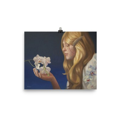 Photo paper poster: As love grows within