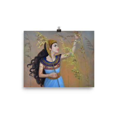 Photo paper poster: Cleopatra