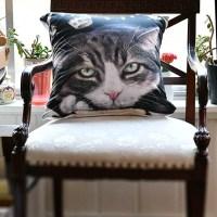 veronica winters custom pillow cat s