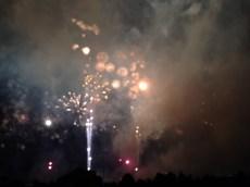 Fireworks, Wamego, KS