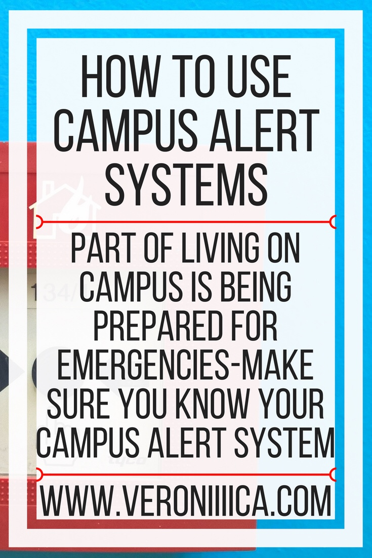 How to use campus emergency alert systems in college. Part of living on campus is being prepared for emergencies-make sure you know your campus alert system