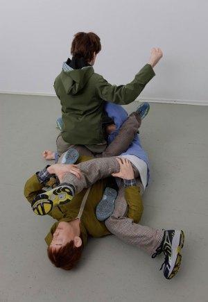 In-between-Kunstverein-Walkmuehle-Ausstellung-Veronika-Veit-2009-03