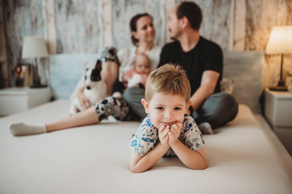 Rodina, děti