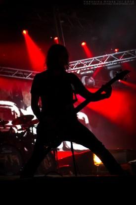 Henkka Seppälä - Children Of Bodom @ Basinfirefest 2012