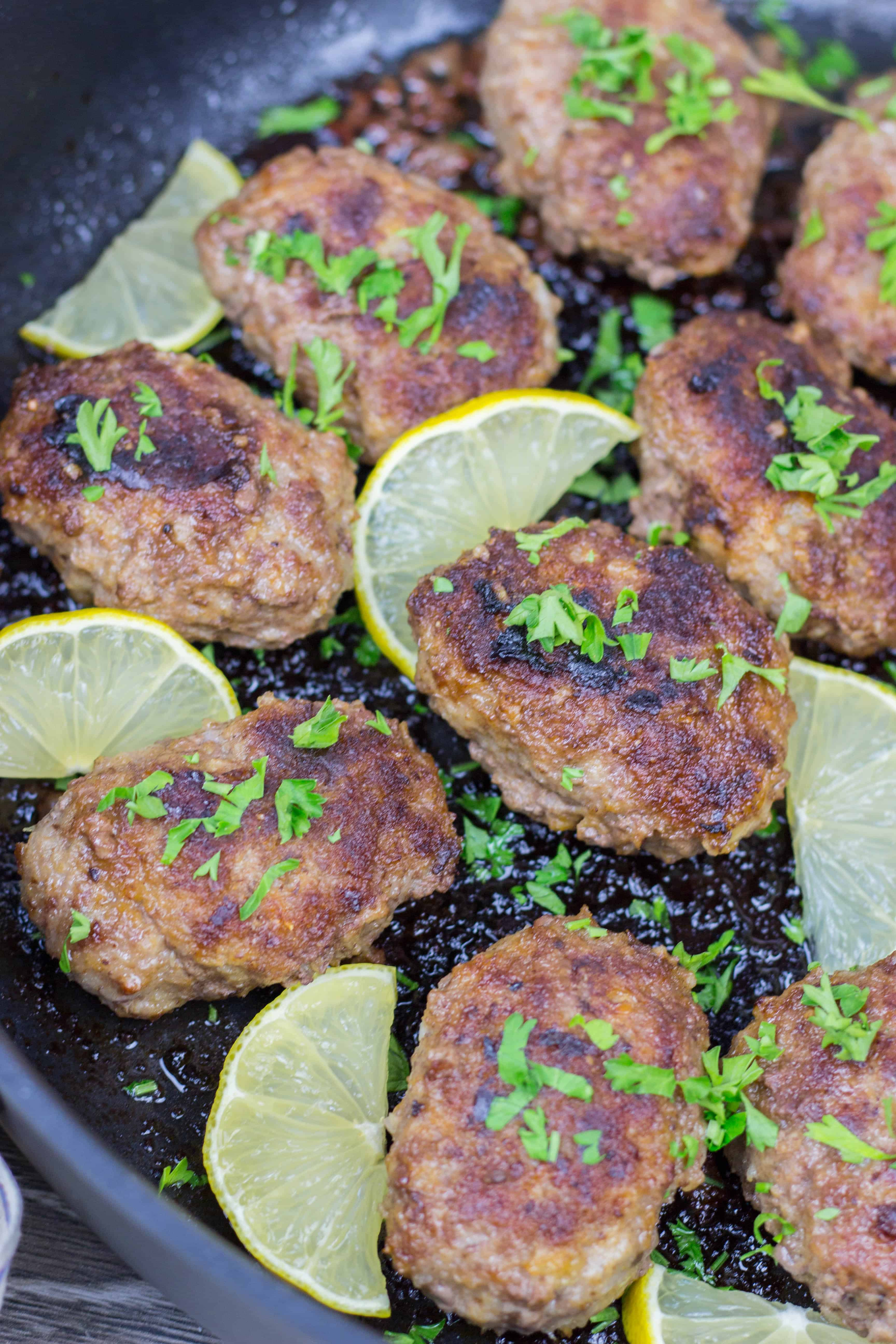 This Beef Cutlets recipe, also known as Kotleti will be great for easy dinner ideas, and a perfect meal for kids.