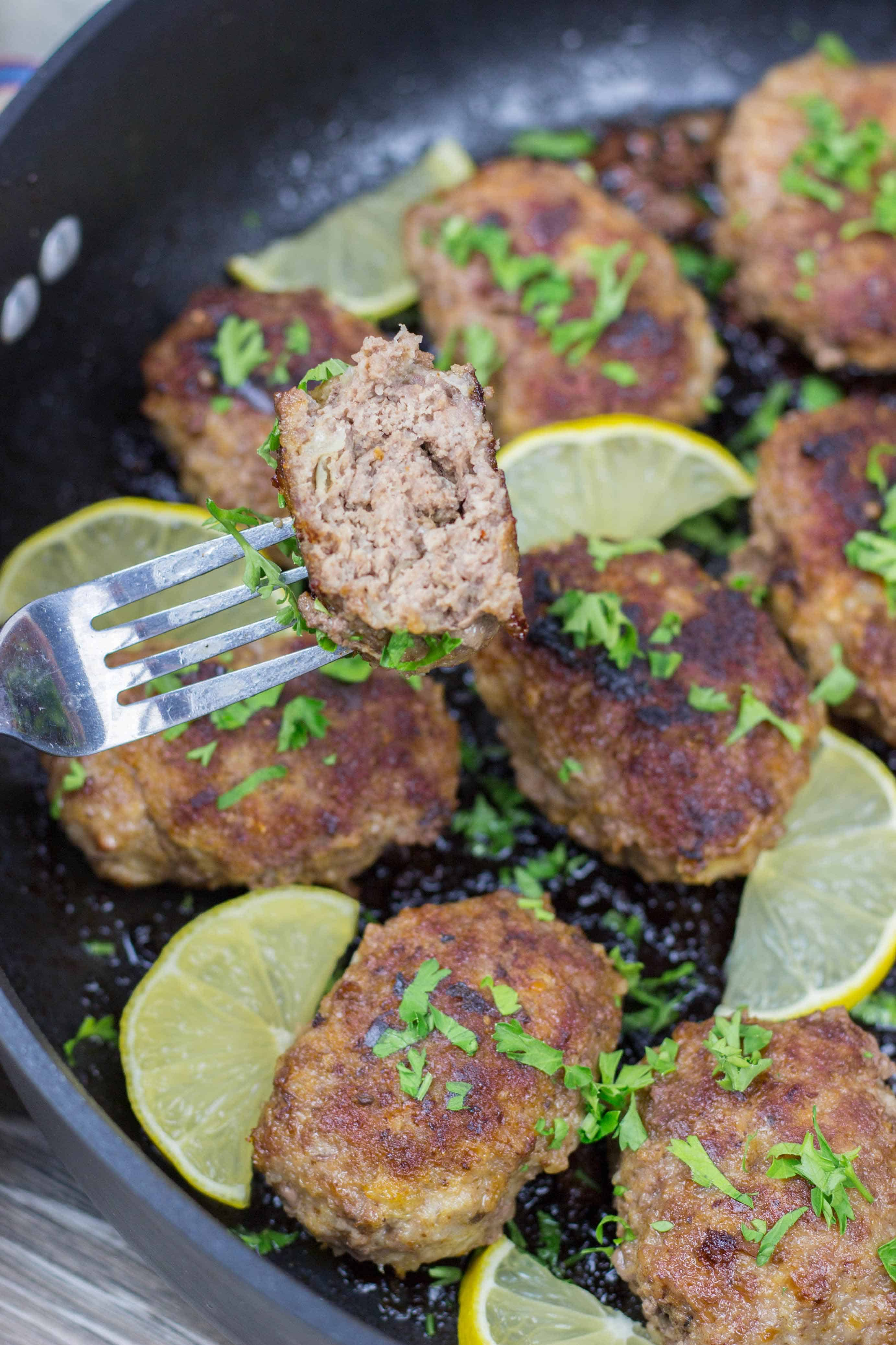 This Beef Cutlets recipe, also known as classic Russian dish, Kotleti, will be great for easy dinner ideas, and a perfect meal for kids.