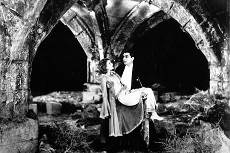 Image du film Dracula de Tod Browning