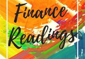 Finance Readings