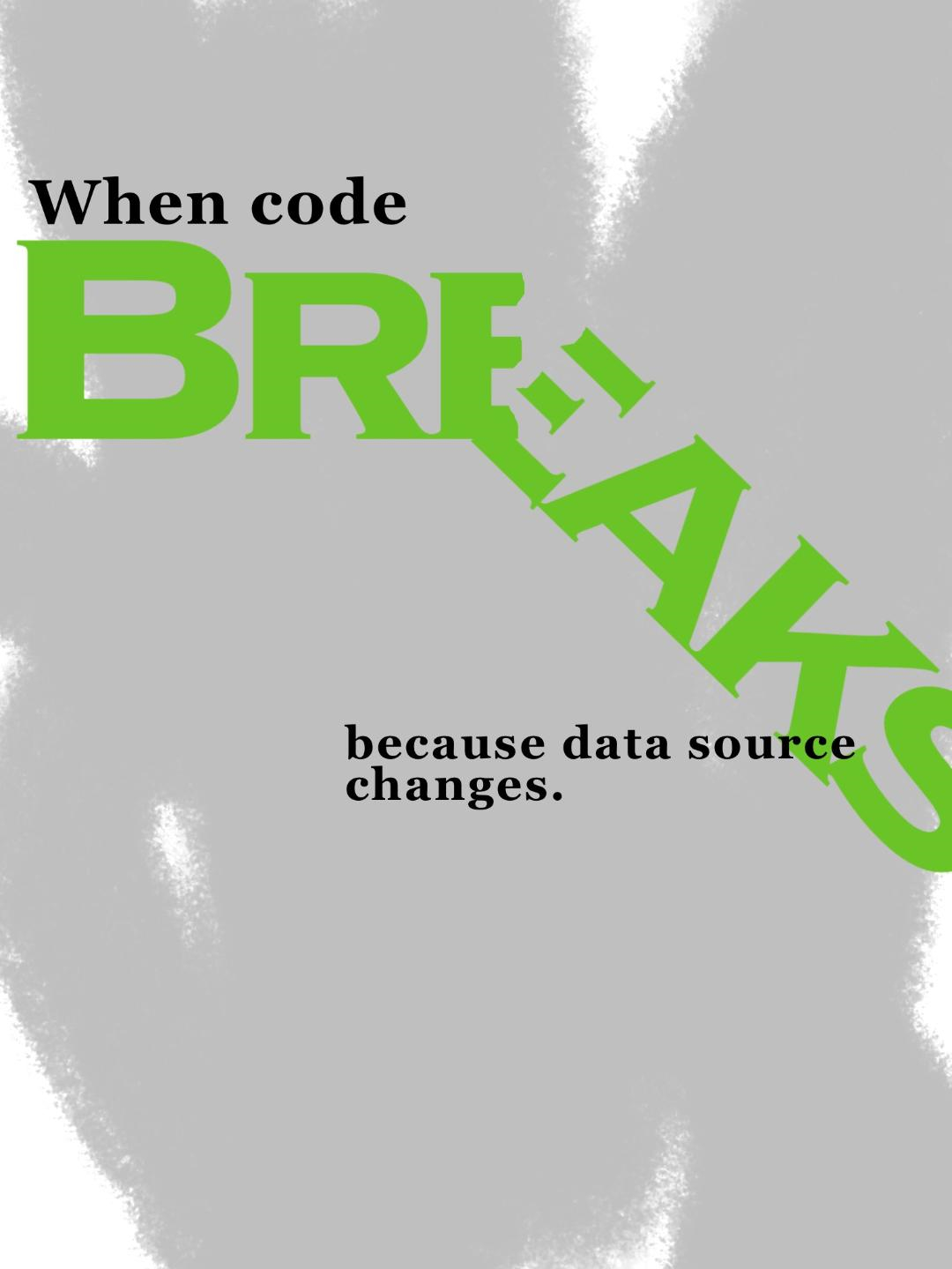 When Code Breaks – Veronique Frizzell