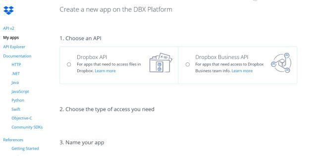 Using VBA with Dropbox API – Veronique Frizzell