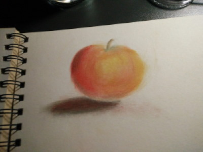 appel in panpastel