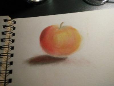 appel in panpastel