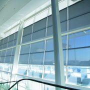 Cortinas enrollables aeropuerto Adelaida verosol