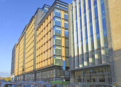 edificio 6 pancras square Londres