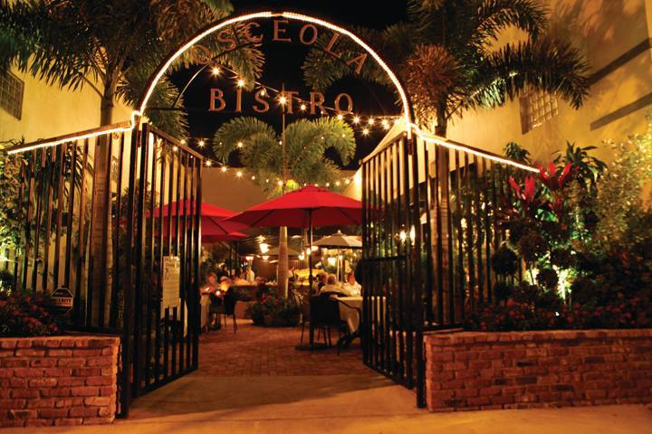Image result for osceola bistro in vero beach fl