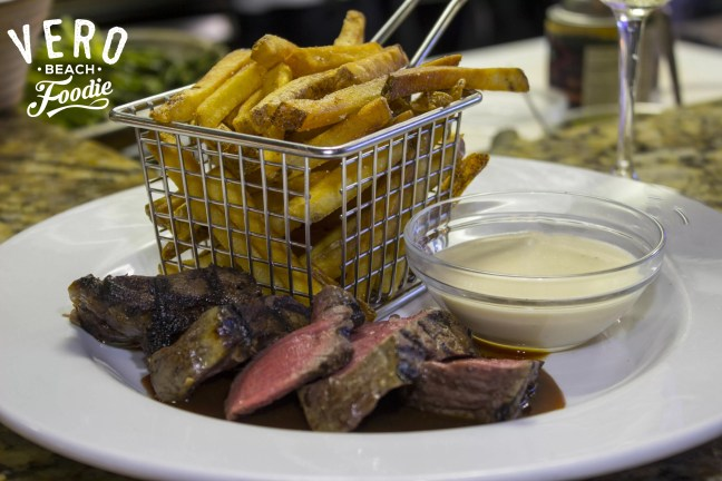 Steak and Pomfrites