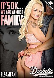 Película porno It's Okay . . . We Are Almost Family (2017) XXX Gratis