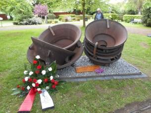 Einweihung auf dem Stadtteilfriedhof Fössefeld