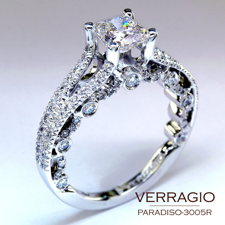 Designer Engagement Rings Engagement Rings By Verragio