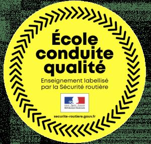 Label Ecole Conduite Qualité