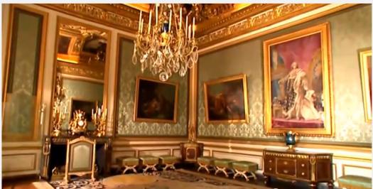 versailles chateau salon